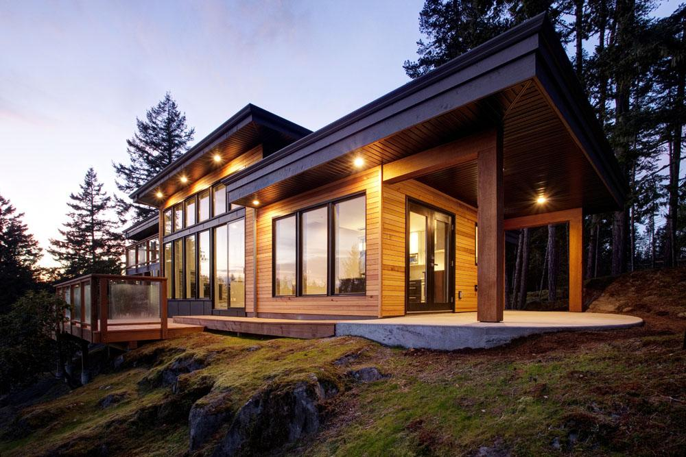 Modern Carpenter House Clarkston Construction Custom